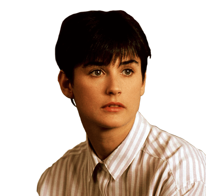 Demi Moore. Ghost ...